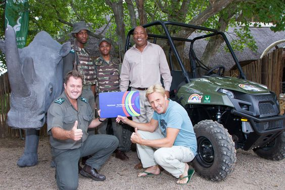 Addo Elephant National Park's fight against rhino poaching was stepped up a notch recently when it took ownership of a Polaris all-terrain vehicle.Read more ›