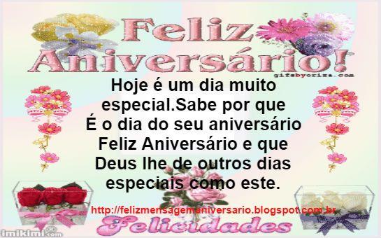 Feliz Aniversario Para Quem Esta Longe Feliz Aniversario