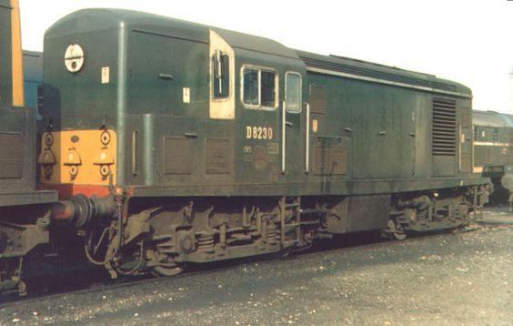 D8230 at 30A (Stratford).