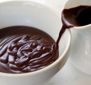 Decadent Chocolate Sauce