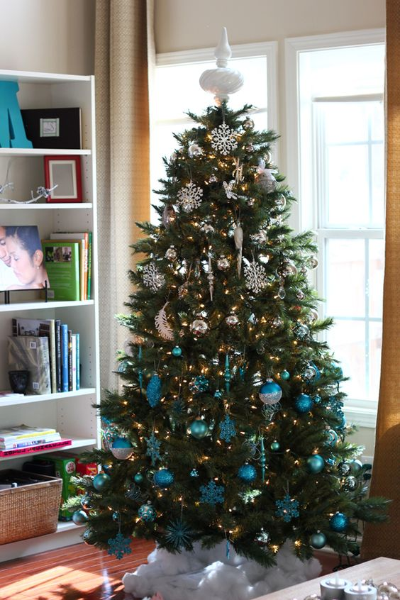 Honey We're Home: Christmas Tree Inspiration