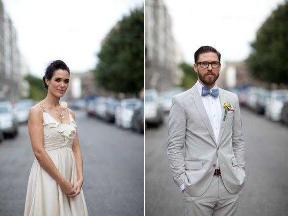 Real Brooklyn Winery wedding: Laura + William - Brooklyn Bride ...
