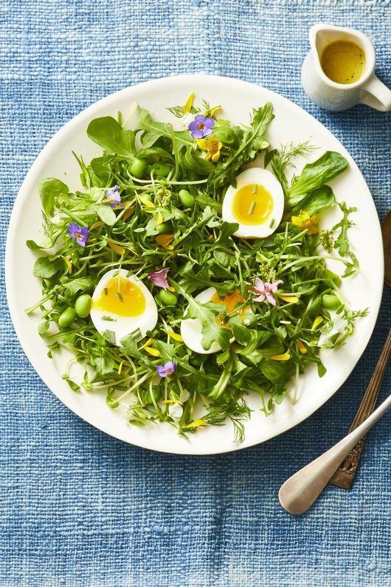 Mixed Green Herb Toss Salad