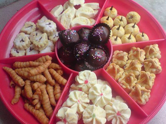 Những món bánh truyền thống trong dịp lễ hội