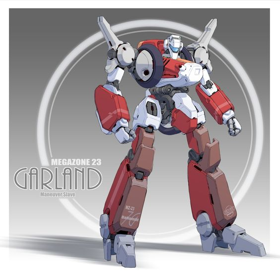 Garland / Megazone 23