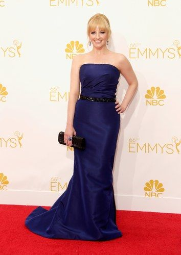 The 2014 Emmy Awards: The Best Dressed Celebrities - Melissa Rauch