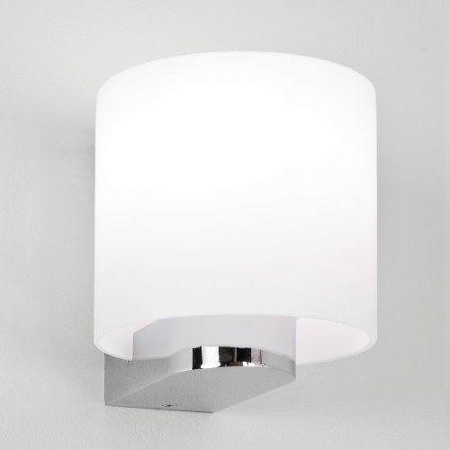0665 Siena Round Bathroom Wall Light