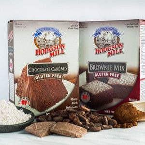 Good Express | HARINA PARA BROWNIES LIBRE GLUTEN-425 g - Esta mezcla es para crear deliciosos brownies libres de gluten, son bajos en sodios y contienen las propiedades de la cocoa. Son perfectos para los más pequeños. $80