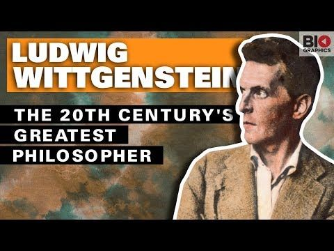 Ludwig Wittgenstein The 20th Century S Greatest Philosopher Youtube In 2020 Great Philosophers Ludwig Wittgenstein 20th Century