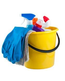 5 basics for making your own cleaners interesting