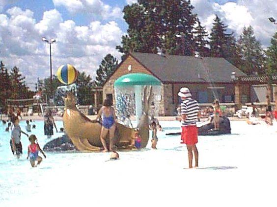 Fun in the sun...Watertown Aquatic Center