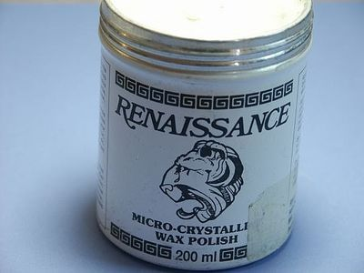 ❥ How to Use Renaissance Wax