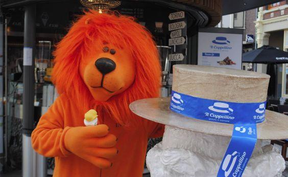 il cappellino oranje leeuw ing bank