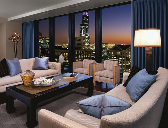 Trump Hotel Room  www.trumphotelcollection.com/chicago