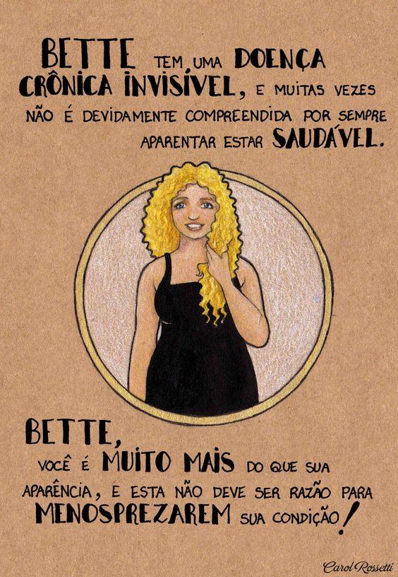Bette by Carol Rossetti