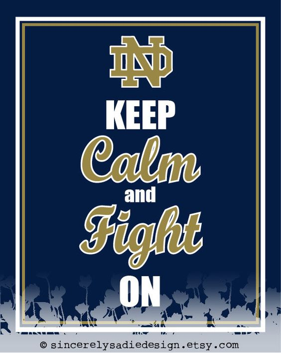 an outline for informative speech and the notre dame football game Advanced search my bag (0) books & media all books & media bestsellers.