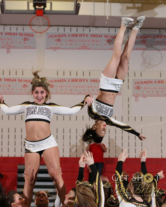 JLHS Cheer Competition, WorldCup All Stars