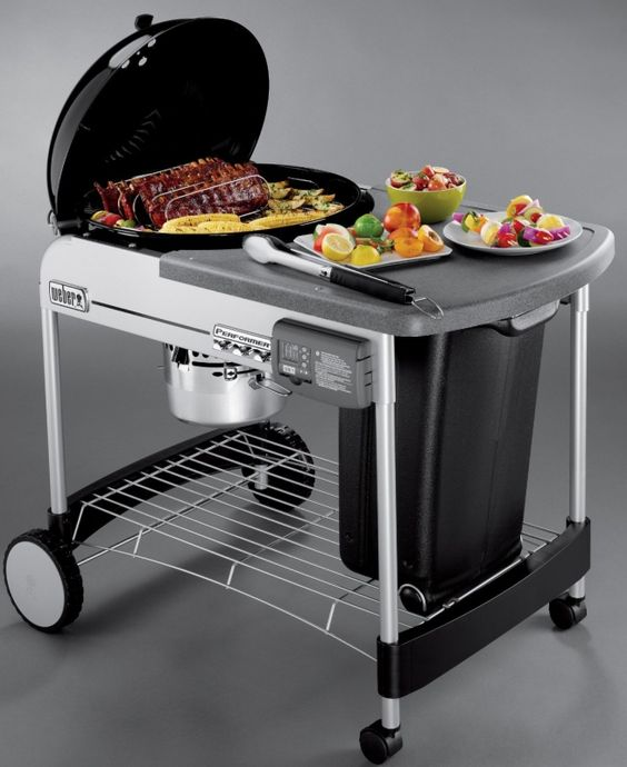 weber performer platinum charcoal grill products i love pinterest charcoal grill and charcoal. Black Bedroom Furniture Sets. Home Design Ideas
