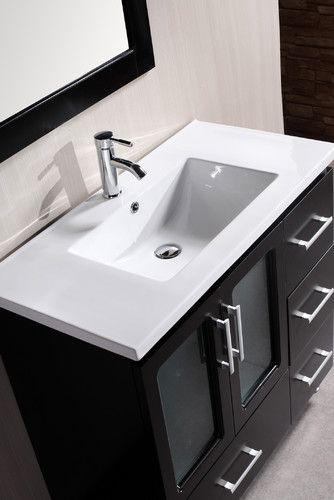 Contemporary bathroom vanities contemporary bathroom for Bathroom cabinets miami