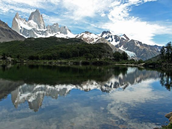 Monte Fitz Roy, Santa Cruz, Argentina