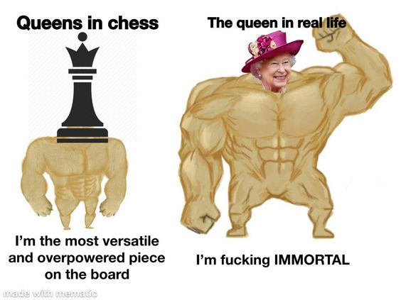 Immortality Vs Op Bishop