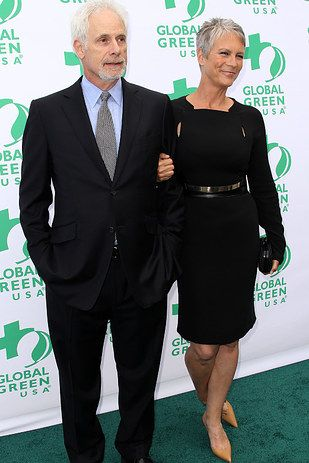 27 celebrity couples who prove love can last a lifetime for Is jamie lee curtis married to christopher guest