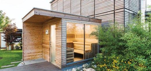 sauna outdoor - Google Search u2026 Pinteresu2026 - schlichtes sauna design holz seeblick