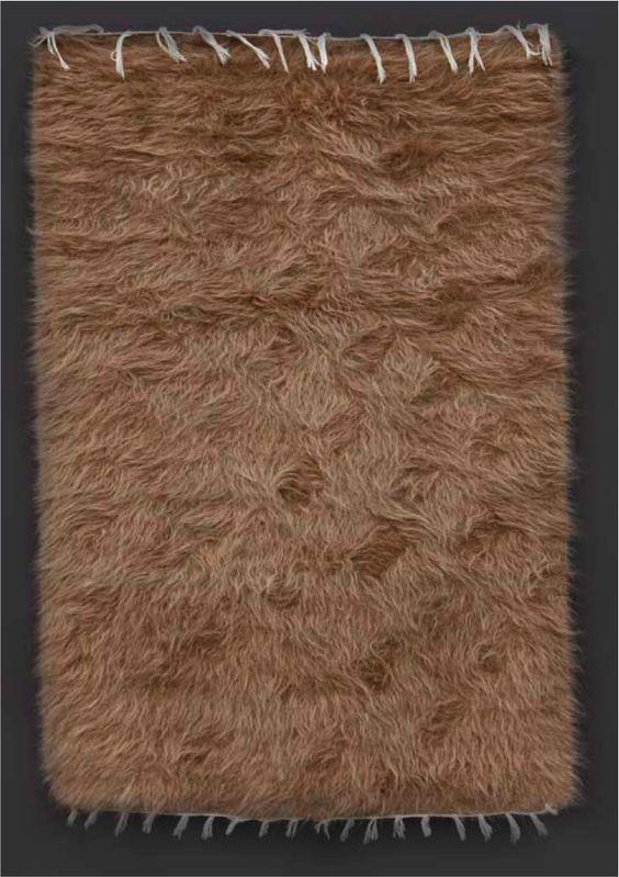 Rug Kilim Hand Woven Woven With Cotton Warps And Angora