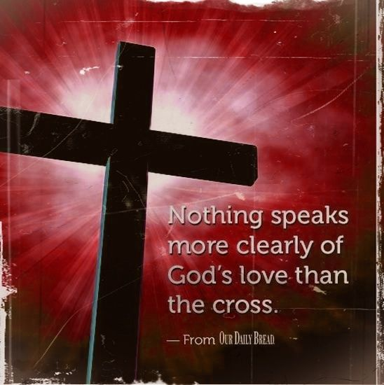 gods love the cross and crosses on pinterest