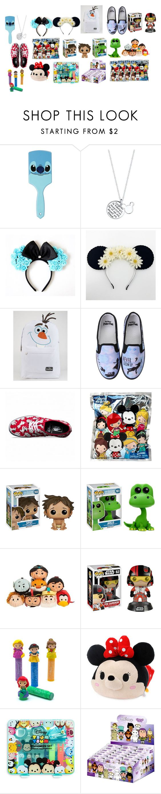 """Disney haul"" by smile-74 ❤ liked on Polyvore featuring Disney"