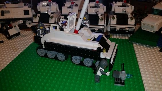 The Armoury: Galacian Self Propelled Artillery, by Kastrenzo