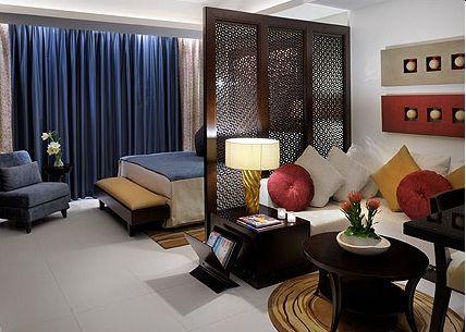 Contemporary design for studio apartments: