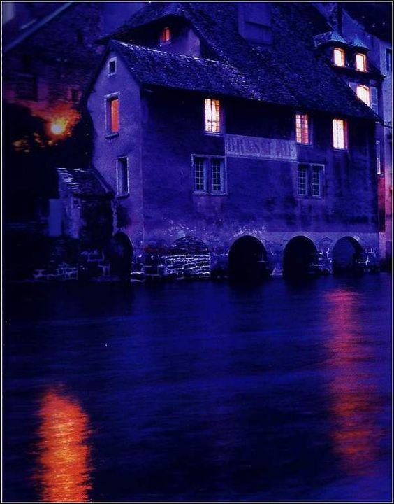Ornans - Doubs -  maison de Courbet