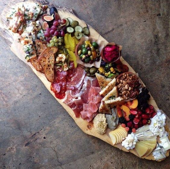 CROSTINI STATION - Your Next Level Cheese Plate | Community Post: 12 Cheese Plates That Will Change Your Life