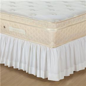 Tipos de saias para cama box: