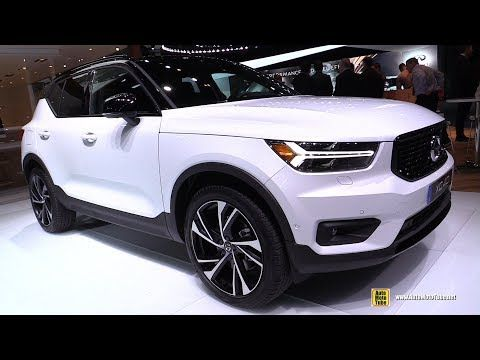 Why The Fuel Frugal 2019 Volvo Xc40 Is Wowing Grads Of Auto Mechanic College Volvo Car Mechanic La Auto Show