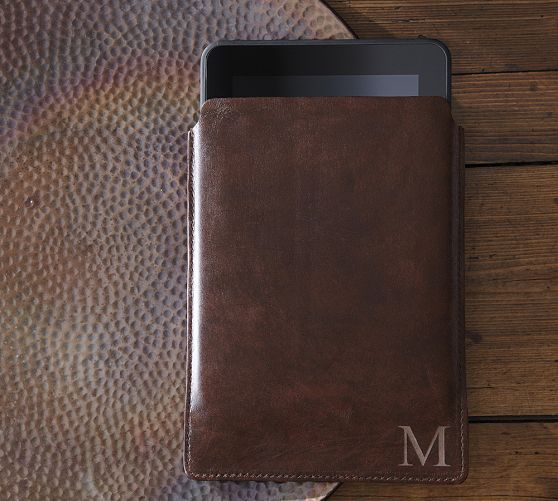 Saddle Leather Kindle Case Kindle Case Xmas Gifts For Him Personalized Gifts For Men