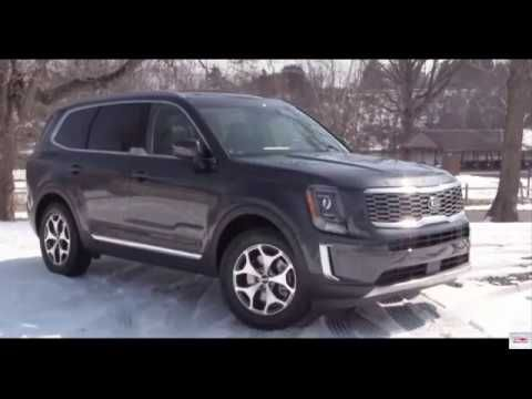 2020 Kia Telluride First Drive Review A Big Bold Suv With Great Value First Drive Suv Kia