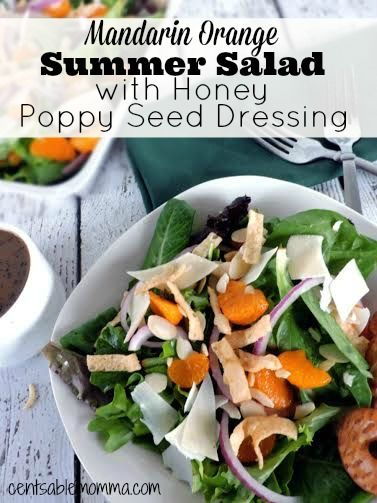 Poppies, Dressing and Poppy seed dressing on Pinterest