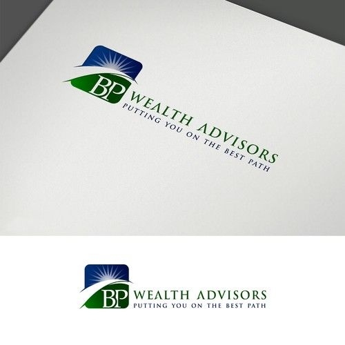Create Logo And Branding For Bp Wealth Advisors Logo Logo Branding Identity Create A Logo Logos