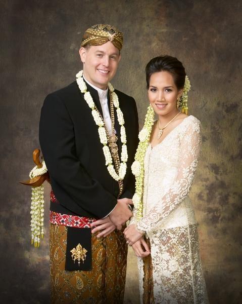kebaya - сватба