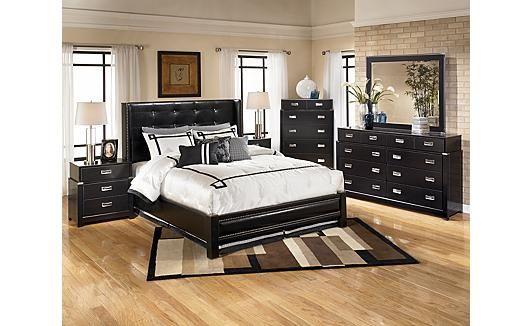 Diana Platform Bedroom Set