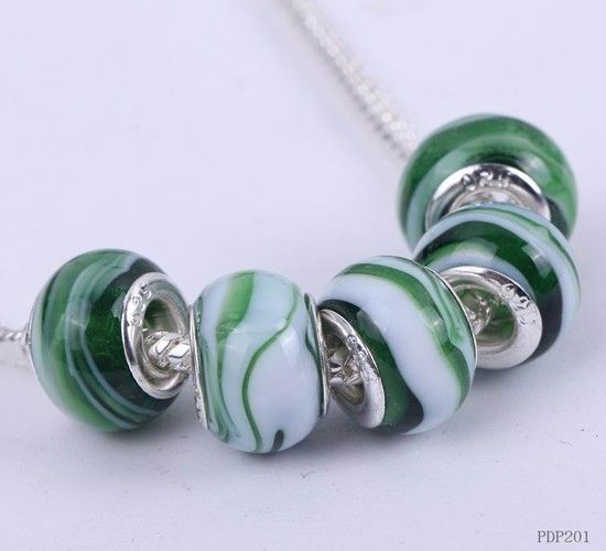 $1.39    10x15mm Multi- Color Lampworking Glass European Charm Beads http://www.eozy.com/10x15mm-multi-color-lampworking-glass-european-charm-beads.html