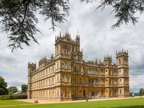 How Do I Get To Highclere Castle From London