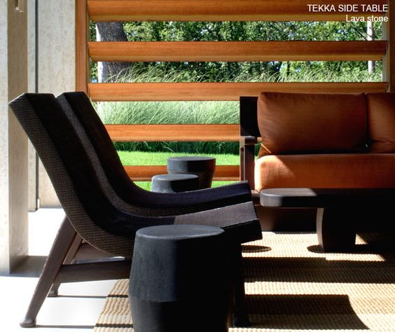 I Tekka sidetable Furniture Fun Pinterest Christian liaigre - designer gartenmobel kenneth cobonpue