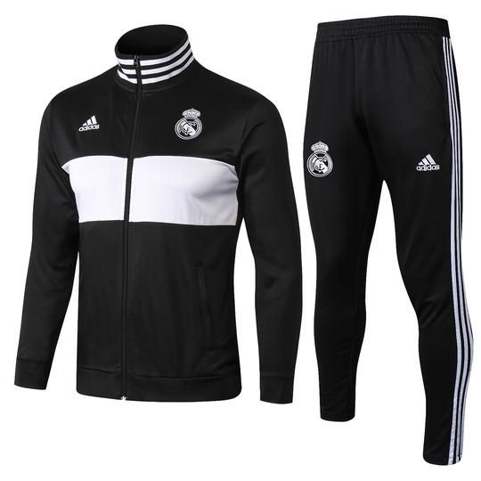 stable quality differently cheap price Real Madrid C.F. Football club Adidas 2018-19 Pre-Match ...