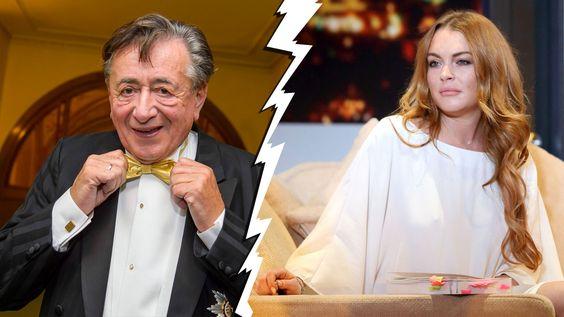 Es geht um 180 000 Euro - Lugner darf Lindsay pfänden! - http://ift.tt/2aZOQcD