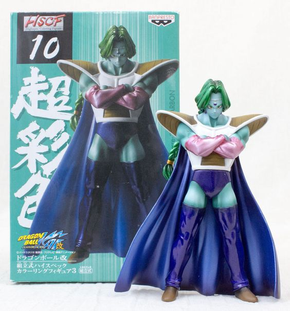Dragon Ball HSCF Figure high spec coloring Zarbon 1st Form JAPAN ANIME MANGA