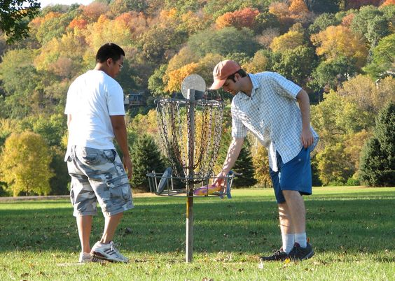 Land of Memories Park: soccer fields, open area for Frisbee golf, bike trails, campsites, and more!