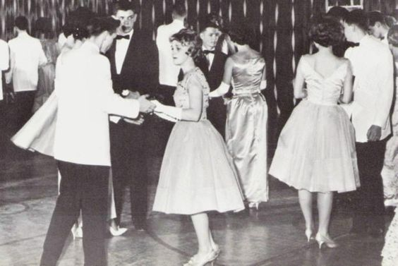1960's prom ...somewhere